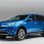 Toyota RAV4 2016 sẽ là xe bán chạy nhất phân khúc crossover