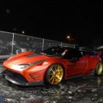 Ngắm siêu xe Ferrari 458 Italia độ phong cách mạnh mẽ