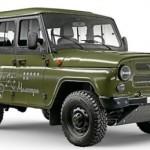 Ngắm SUV UAZ đời mới phiên bản Hunter