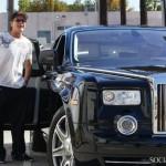 Dàn siêu xe khủng của tài tử nhiễm HIV Charlie Sheen