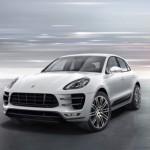 Xe sang Porsche Macan 2016 nâng cấp để hoàn thiện