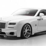 Rolls Royce Wraith độ phong cách siêu xe