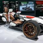 Siêu xe ô tô đua Honda dùng chung động cơ với xe máy