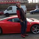Video hài bộ đôi siêu xe Ferrari 458 italia đua ở Lào Cai