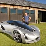 Chiêm ngưỡng siêu xe được tạo ra từ công nghệ in 3D