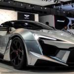 Siêu xe Fenyr SuperSport triệu đô ra mắt