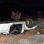 Lái siêu xe Lamborghini mui trần thuê quá nhanh gây tai nạn