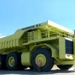 Top 10 siêu xe tải khổng lồ trên đường trường