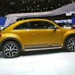 Volkswagen Beetle Dune phong cách xe SUV thể thao