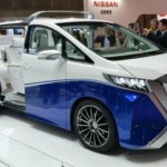 Toyota Alphard Hercule kiểu dáng độc lạ