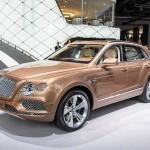 Sẽ ra mắt Bentley Bentayga phiên bản kích thước nhỏ hơn