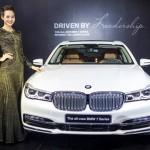 Đại gia Việt đặt hàng 100 xe sang BMW 7 Series đời mới 2016