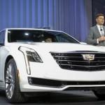 Ngắm xe hạng sang cỡ lớn Cadillac CT6 giá 1,2 tỷ đồng