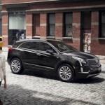 Xe SUV cỡ nhỏ hạng sang Cadillac XT5 chính thức ra mắt