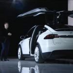 Siêu xe điện Tesla Model X 70D giá từ 80.000 USD