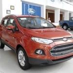 16.500 xe giá rẻ Ford EcoSport phải sửa lỗi treo sau