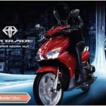 Honda sắp ra mắt Air Blade thế hệ mới tại Việt Nam