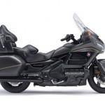 Xe rolls royce 2 bánh Honda Goldwing thêm màu xám ánh kim