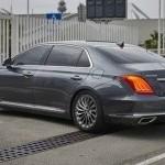 Hyundai genesis cỡ lớn được 4300 đơn đặt hàng 1 ngày