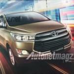 Ảnh hình dáng chính thức của Toyota Innova mới 2016