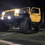 Đại gia Tuấn Hưng lại mua thêm xe Jeep Wrangler Rubicon