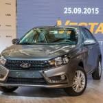 Tiếc xe Lada Vesta giá khởi điểm 170 triệu chỉ bán 5000 chiếc ở Nga