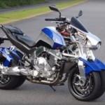 Ngắm xe Yamaha phiên bản 4 bánh tuyệt đẹp