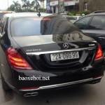 Siêu xe Maybach S600 biển đẹp Tuyên Quang tái xuất trên phố