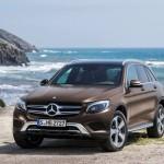 Mercedes GLC sẽ được bán chính hãng với giá từ 1 tỉ 650 tr