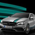 Ngắm xe sang Mercedes A45 AMG phiên bản hiếm thể thao