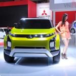 Vẻ đẹp xe SUV cỡ nhỏ Mitsubishi AR tại Việt Nam