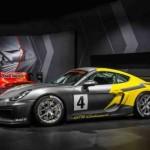 Ngắm xe sang thể thao Porsche Cayman GT4