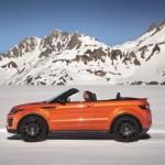 Ngắm xe SUV Range rover mui trần đầu tiên trên thế giới