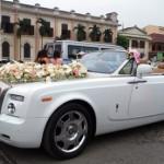 Cô dâu xinh đẹp trong đám cưới có chục siêu xe ở Nam Định