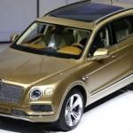 Siêu xe Bentley Bentayga chính hãng giá 15 tỷ tại Trung Quốc