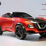 Phong cách SUV đua địa hình của Nissan Gripz Concept