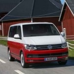 Những điểm đặc biệt trên xe Volkswagen Caravelle 2016