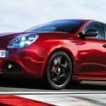 Alfa Romeo Giulietta Sprint có giá bán từ 650 triệu đồng