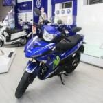 Xe máy phiên bản đặc biệt Yamaha Exciter 150 Movistar