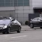 Xe sang Mercedes S class 2017 không thay đổi nhiều