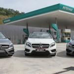 Đánh giá 3 xe công suất lớn Mercedes A45 AMG, CLA45 AMG, GLA45 AMG