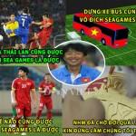 Bóng đá Việt Nam vẫn thua xa Thái Lan trên bảng xếp hạng FIFA