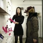 Cửa hàng chuyên bán đồ nhạy cảm cho chị em ở Hàn Quốc