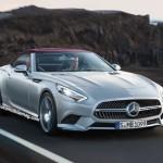 Lộ ảnh xe sang thể thao Mercedes SLC đời mới 2017