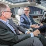Nội thất xe Mercedes E-Class 2016 đẹp và tiện nghi hơn