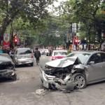 Choáng những vụ tai nạn xe kinh hoàng ở tốc độ cao