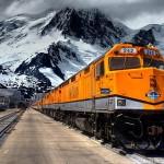 Chiếc tàu hỏa đặc biệt nhất thế giới