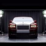 Choáng Rolls-Royce Ghost 2016 gắn kim cương của hoàng gia Ả-rập
