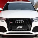 Xe sang Audi Q3 RS trắng qua tay ABT