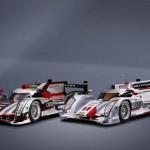 Ngắm siêu xe đua Audi R18 mạnh mẽ